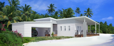 custom granny flat design for Dunsborough by flying builder