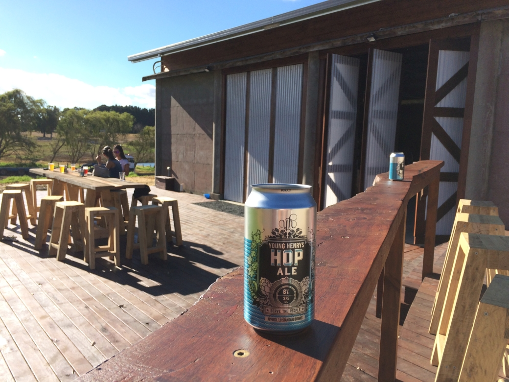 Beer Farm was renovated from the old dairy shed