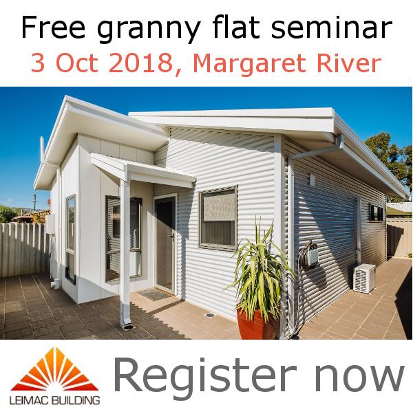 free seminar margaret river